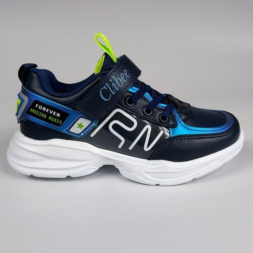 Кроссовки Clibee1345 синие