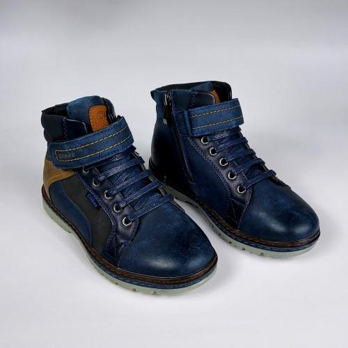 Ботинки Clibee 1342 синие