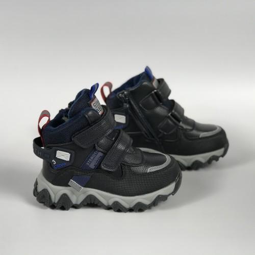 Ботинки зимние Clibee 1398 черные