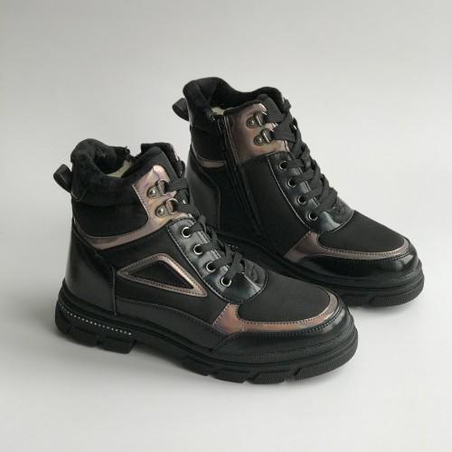Ботинки Weestep 1402 черные