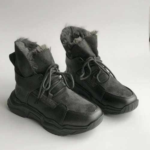 Ботинки 1403 графит