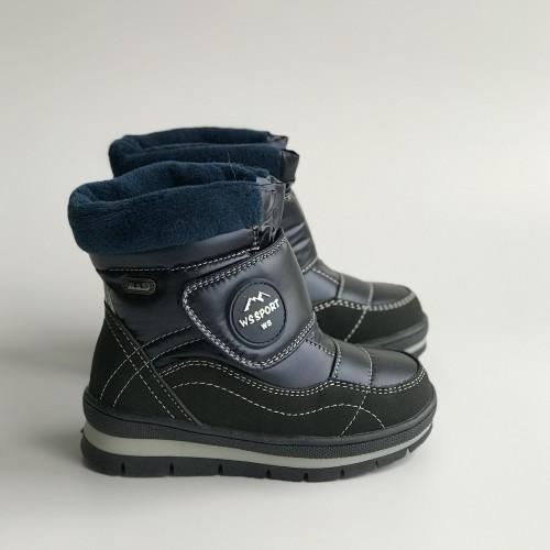 Ботинки зимние Weestep 1405 синие