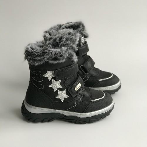 Ботинки Clibee1396 черные