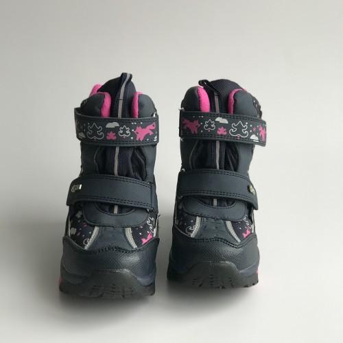 Термо-ботинки 1436