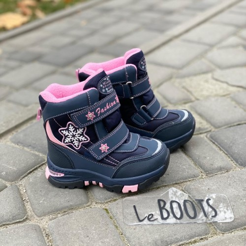 Термо-ботинки 1431