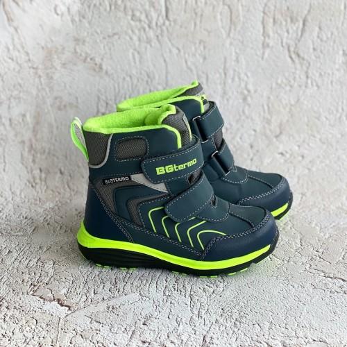 Термо-ботинки 1430
