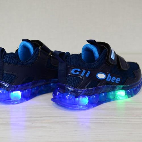 Кроссовки Clibee 1116 синие