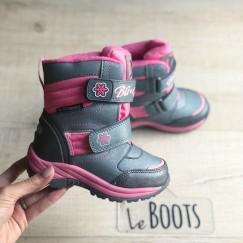 Термо-ботинки 1085